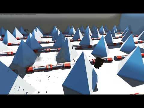 MÁS PRUEBAS, EXPLOSIONES Y DESTRUCCIÓN - Next Car Game (Parte 2)
