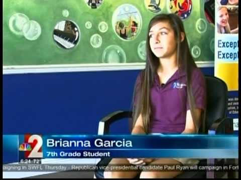 NBC-2's Schools that Rule: IdeaPaint at Naples Christian Academy - 10/30/2012