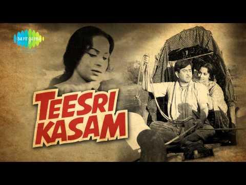Sajan Re Jhoot Mat Bolo - Mukesh - Teesri Kasam 1966