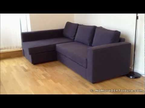 ikea manstad corner sofa bed instructions gethawaii. Black Bedroom Furniture Sets. Home Design Ideas