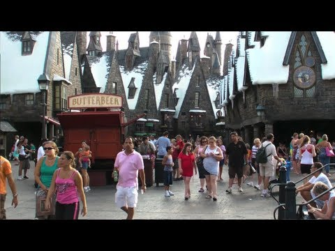 The Wizarding World of Harry Potter at Universal Orlando (Full HD)