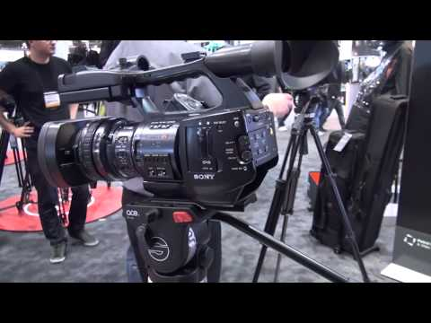 NAB 2012  - Sachtler Ace