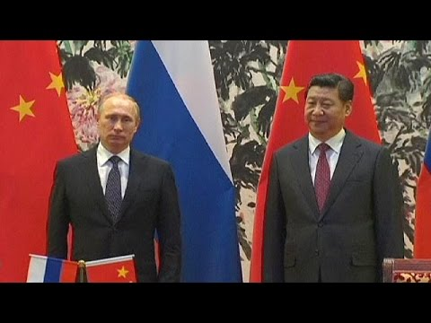 Russia to supply more gas to China