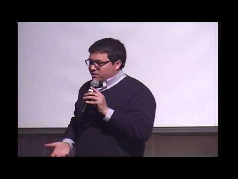 Unleashing The Talents Of Teens: Mark Hecker At Tedxhgse video