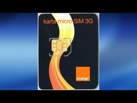 Orange - wymiana karty SIM na micro SIM