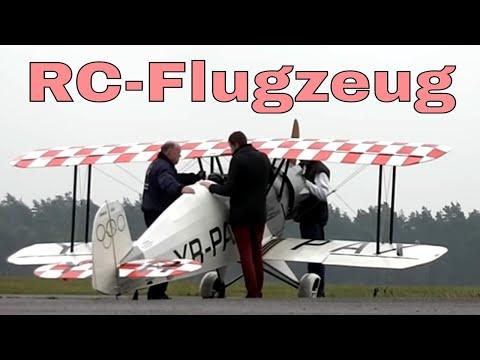 RC Flugzeug - ModellFlugzeug Ferngesteuerte Flugzeuge Modellflugzeuge