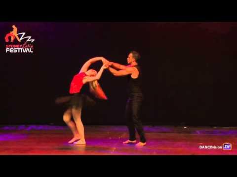 Layssa & Arthur - Sydney Latin Festival 2016