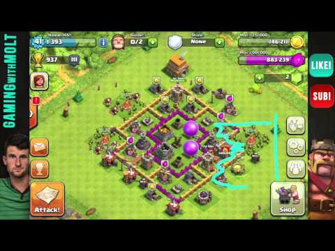 Clash of Clans: TH6 Base Reviews