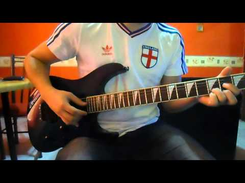 Delirious? - Majesty (Here I am) Guitarra (cover)