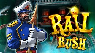 Rail Rush - Android Mobile Games game for kids