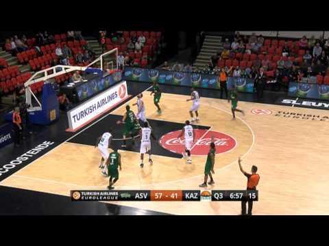Qualifying Rounds: Asvel Lyon-Villeurbanne-Unics Kazan