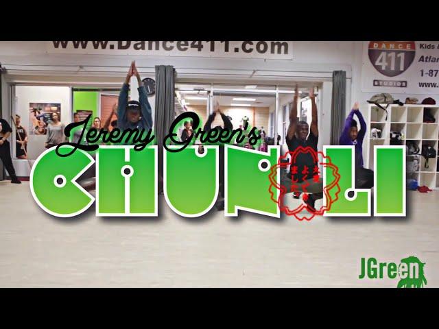 Nicki Minaj | Chun Li | Choreography By Jeremy Green