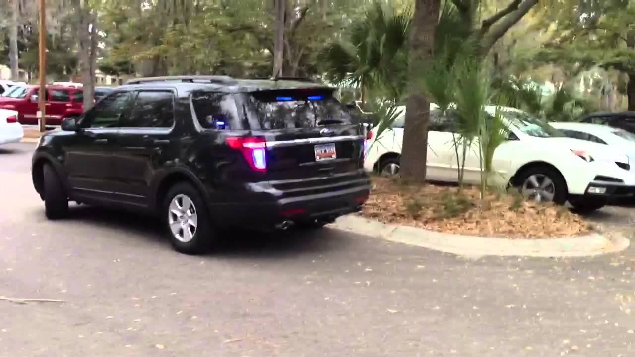 Unmarked Ford Explorer 2013!!!! - YouTube