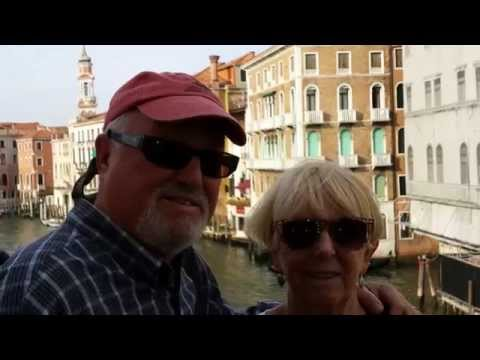 Cruise from Rome to Venice 2014