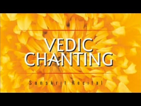 Vedic Chanting - Sukla Yajurveda - Yajnavalkya video