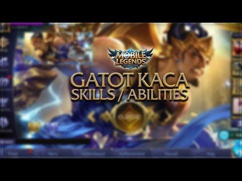 Mobile Legends New Hero Gatot Kaca Skills and Abilities (Price / Cost & Release Date Soon)