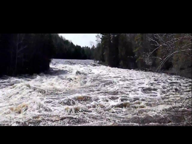 Piers Gorge, Menominee River, Michigan (1080HD)
