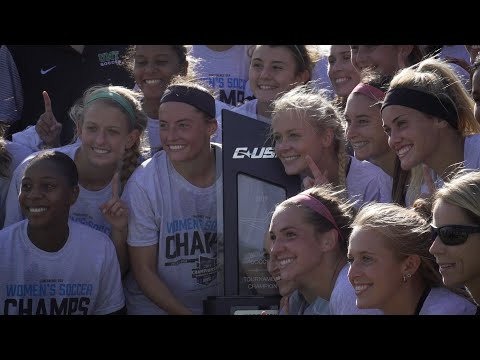North Texas Soccer: Conference Championship Highlights vs FAU