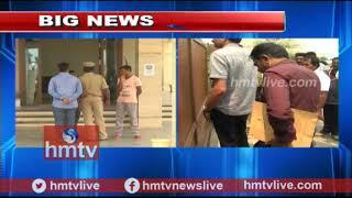 ఖమ్మం ఎంపీ పొంగులేటి ఇంటిపై ఐటీ శాఖ దాడులు...! Updates From MP Ponguleti Srinivas Reddy House | hmtv