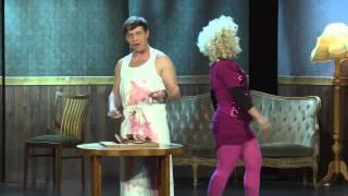 Kabaret Jurki - Kiełbasiana Jadzia (Official HD, New Abra 2015)