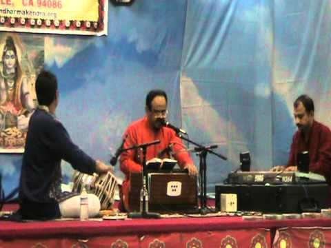 Bhajan by Puttoor Narasimha Nayak on Sep. 13 2010  SDK Sunnyvale...