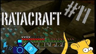 RATACRAFT #11 | Minecraft | ¡ENCONTRAMOS DIAMANTES!