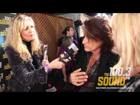 Joe Perry Interview