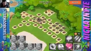 Boom Beach Unlimited Crystals & Masterpieces!