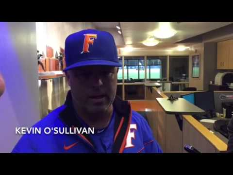 Florida Baseball Postgame Update 2-27-15