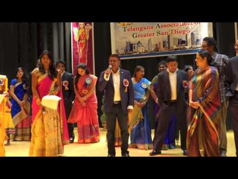 TAGS -  Sneakpeak of Telangana formation day celebrations 2016
