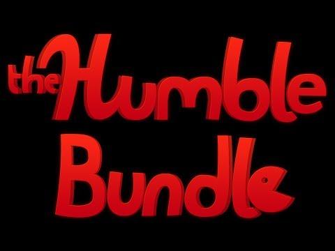 Günstige Spiele kaufen - HumbleBundle