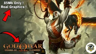 {85MB} How To Download Highly compressedGod of War : Chain Of Olympus For Android/IOS by Games4world