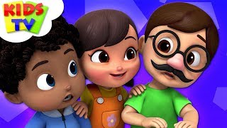 Johny Johny Yes Papa | Boom Buddies | Kindergarten Nursery Rhymes | Cartoons For Children - Kids Tv