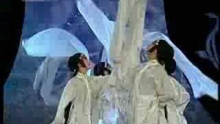 Chinese  Opera-Water Sleeve云裙水袖