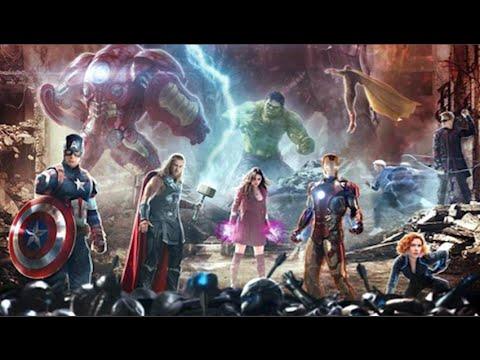 Avengers 2 Trailer Shown at New York Comic Con!