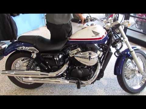 Oliver's Used Bike Review. 2010 Honda VT750S
