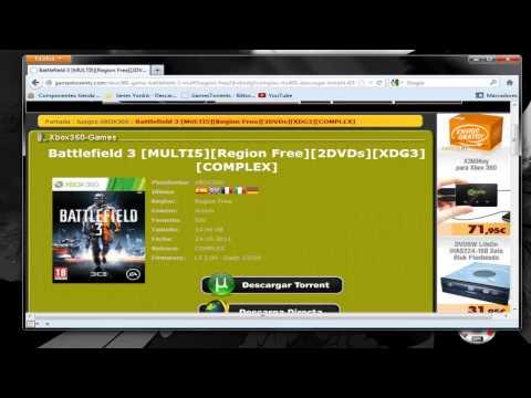 Tutorial.como grabar juegos xbox360 2dvds