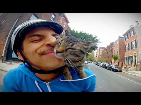 GoPro: Cat Bike Guy - Philadelphia, PA