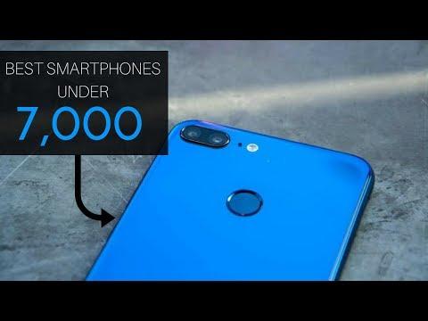 Top 5 || Best Smartphones || Under 7,000 || 2018