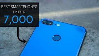 Top 5  Best Smartphones  Under 7000  2018