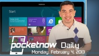 iOS 6 Gets Jailbroken, HTC M7 rumors, Stephen Elop Discusses Nokia Tablet & More - Pocketnow Daily