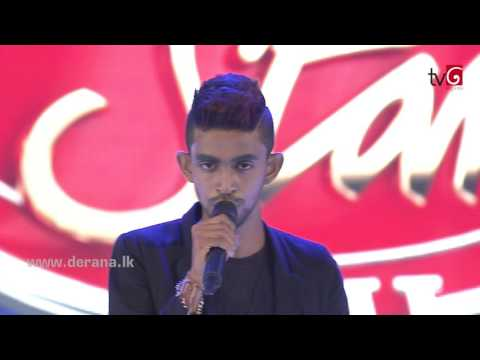 Dream Star Season 07 | Final 36 ( 01st Group ) Asanjaya Imashan | 01-07-2017