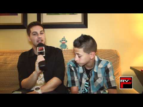 Spikey MIkey Fusco of Iconic Boyz 1-1 Interview Iconic Experience at NRG Dance Project Tour