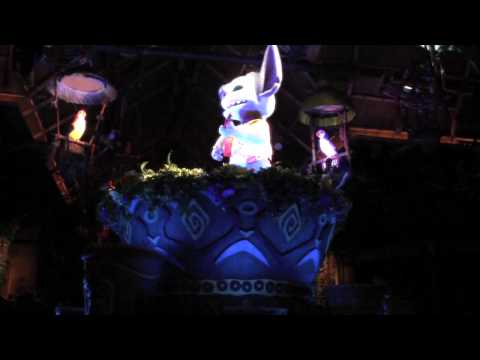 Tokyo Disneyland: The Enchanted Tiki Room Part 2- The Show