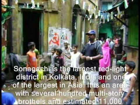 Serampore College -sat Experience In Sonagachi 2010 video