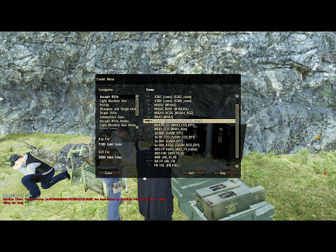 A friend Aww Yiss - DayZ Epoch with Panda