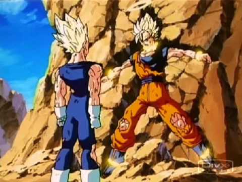 Amv News │ Trunks Briefs — Dragonball Z Vegeta Vs Goku Xxx │ Аниме-клип video