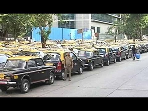 Protesting against app-based cab services, Mumbai taxis go on strike again