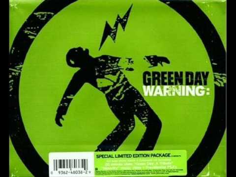 blood sex and booze-green day