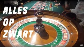 ROADTRIP ROULETTE (4/4) | ALLES op ZWART in VEGAS | Bucket Boys